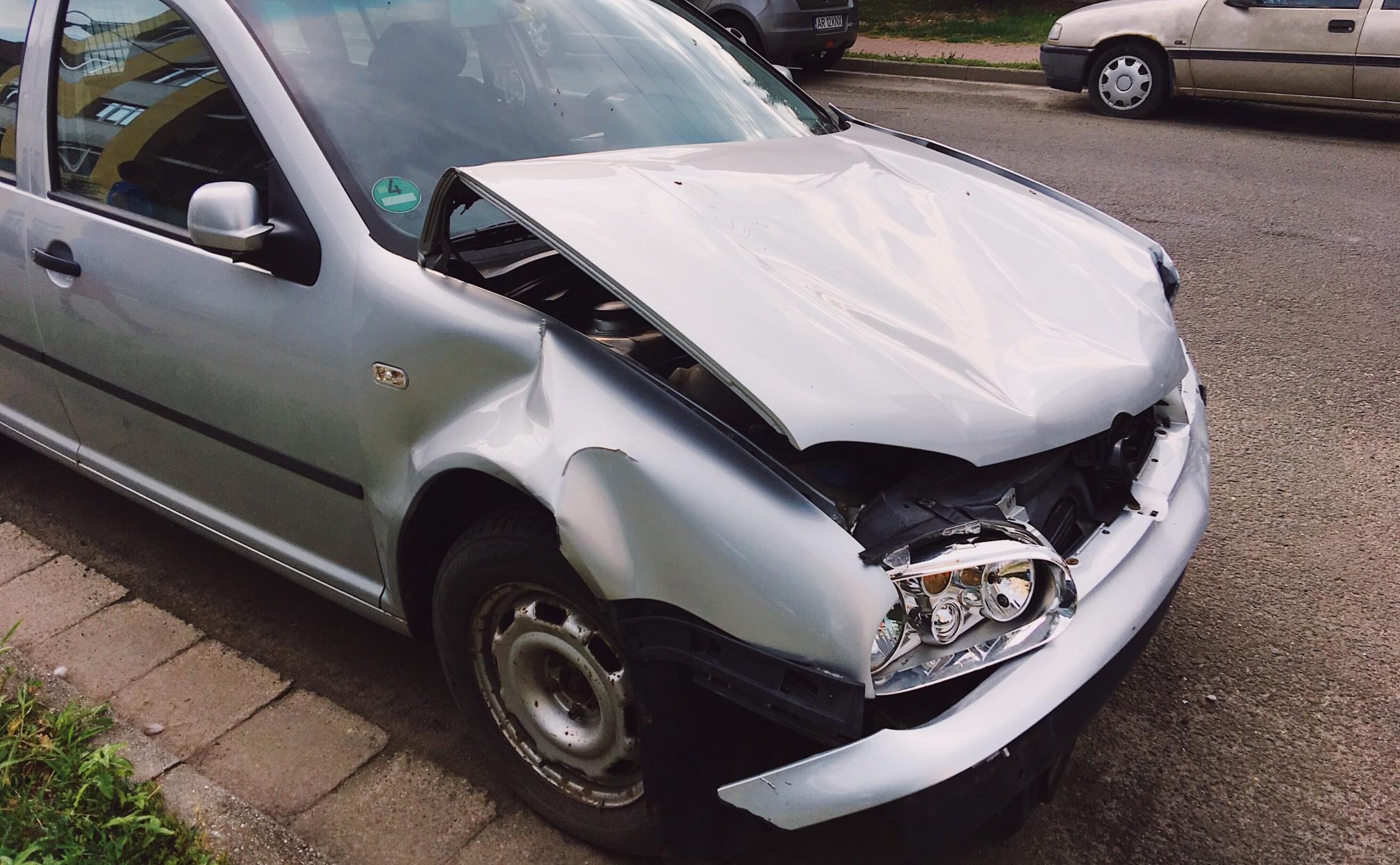 accident voiture louée