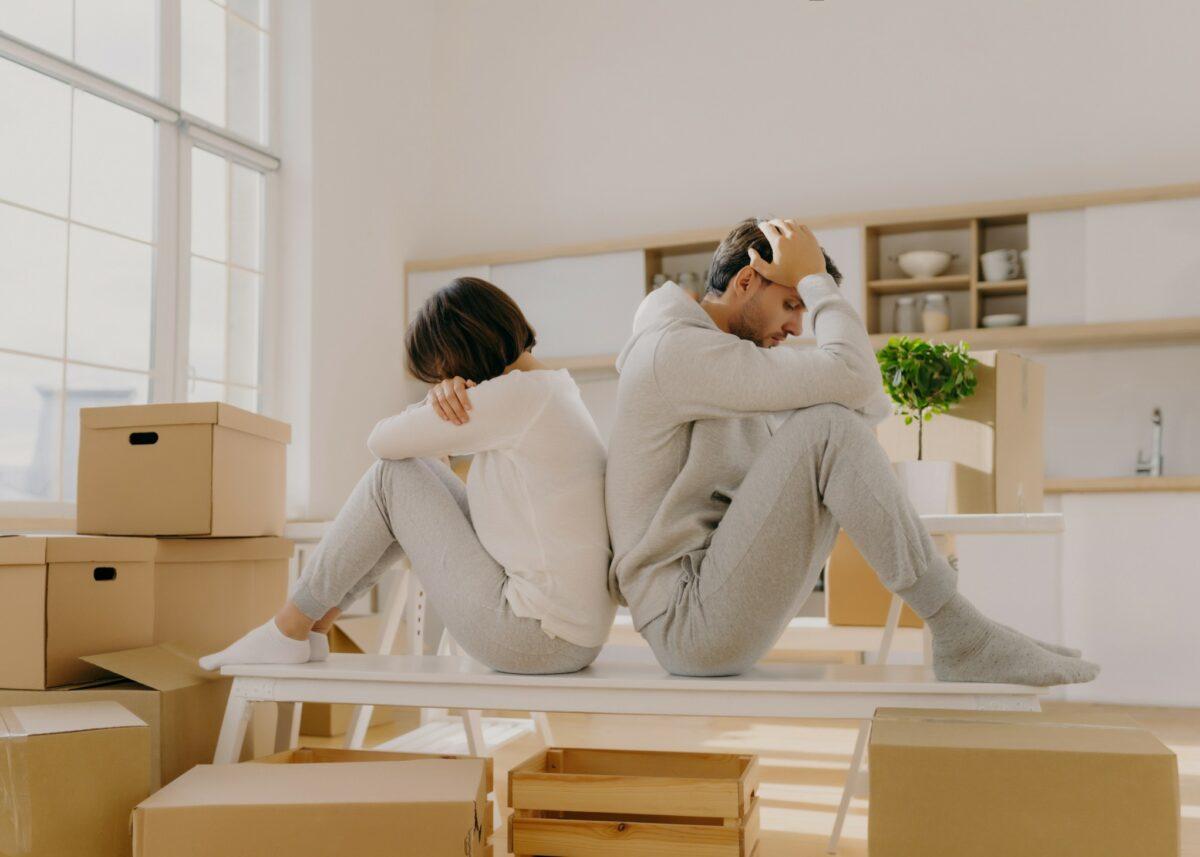 déménagements immobiliers divorce