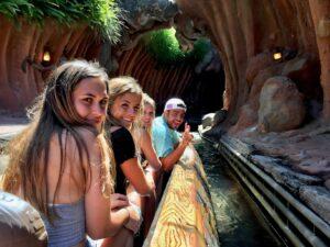 famille Parc Disney
