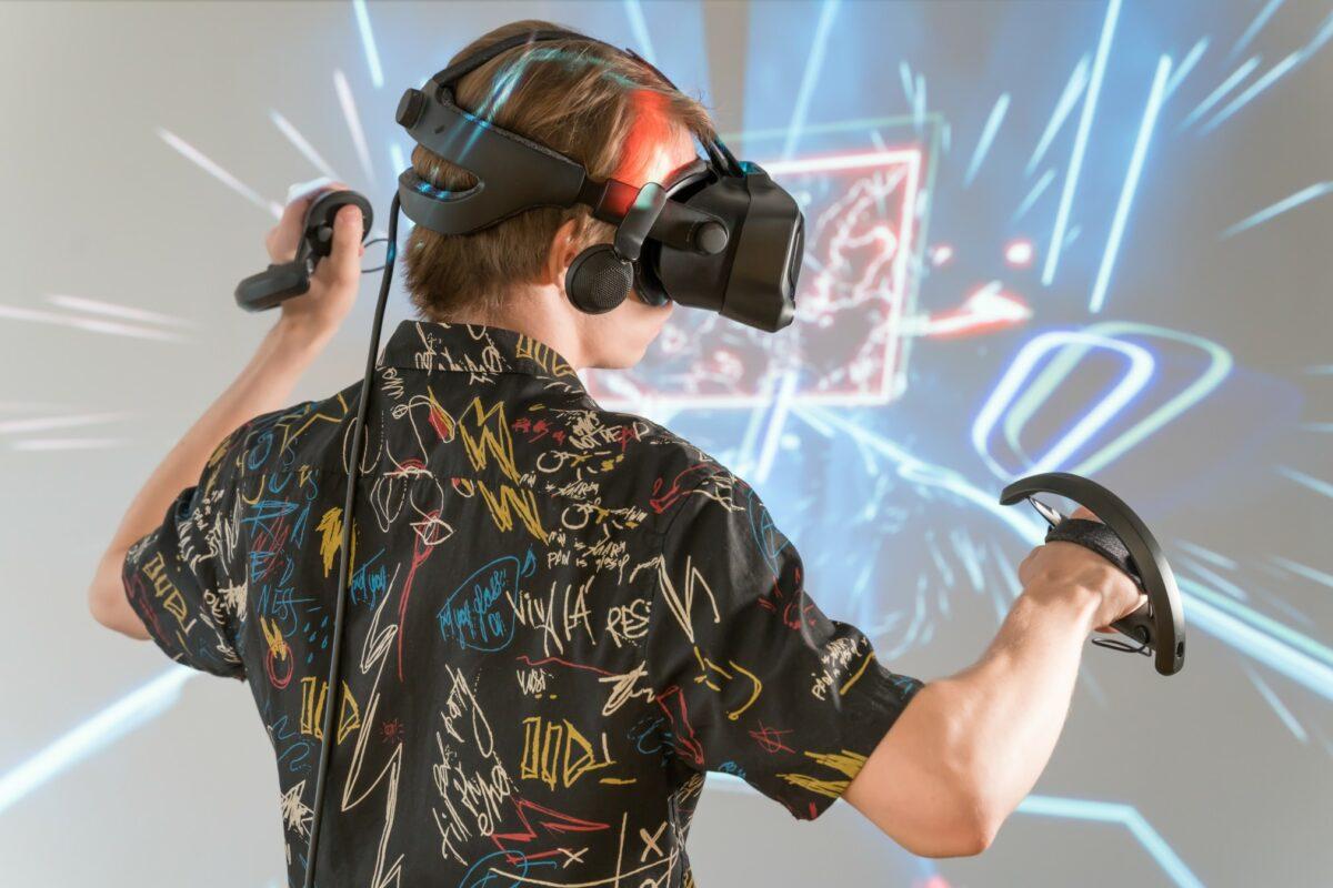 jeux vidéos en réalité virtuelle