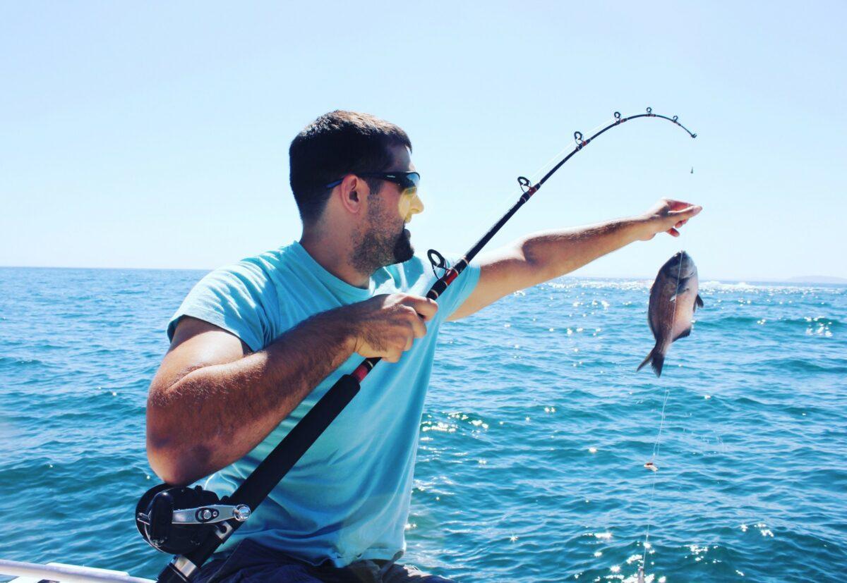 passionné pêche