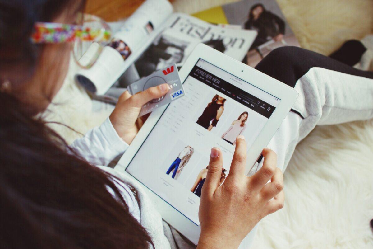 tendance commerce mobile